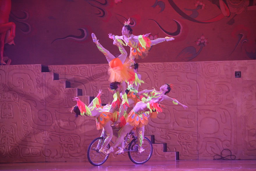 chaoyang theatre acrobatics