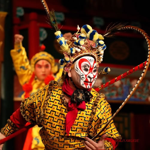 Huguang Guild Hall Opera Show