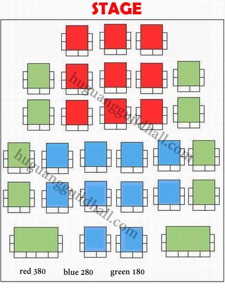 huguang guild hall map