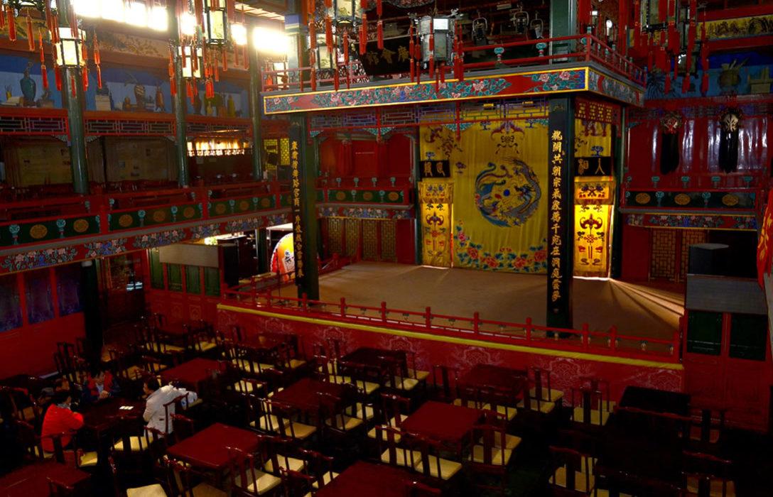 Huguang Guild Hall Opera Show